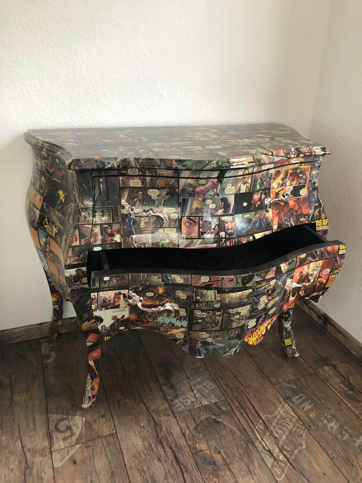 Verkauf Antik Möbel